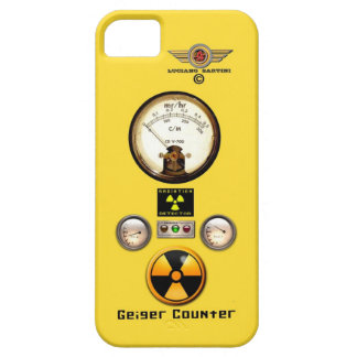 RADIATION DETECTOR COVER iPhone 5 COVERS