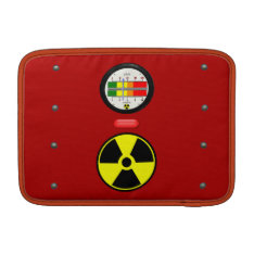 Radiation Geiger Counter Effect Macbook Air 11