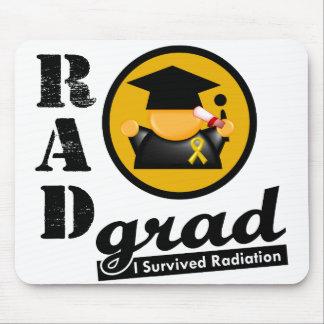 Radiation Grad APPENDIX CANCER Mouse Mats