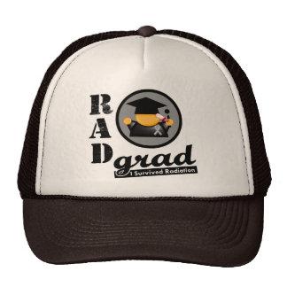Radiation Grad BRAIN CANCER Mesh Hat