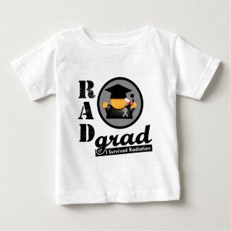 Radiation Grad BRAIN CANCER Tshirt