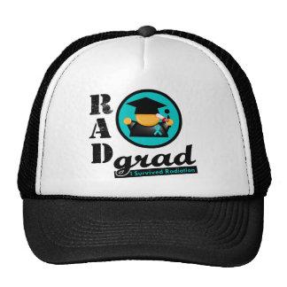 Radiation Grad OVARIAN CANCER Trucker Hat