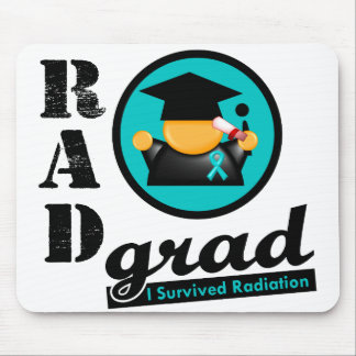 Radiation Grad OVARIAN CANCER Mouse Pads