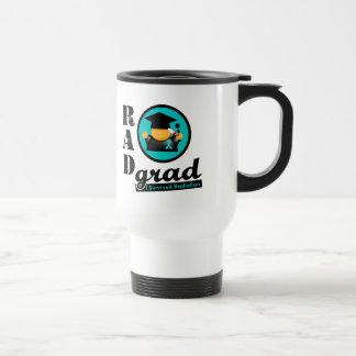 Radiation Grad OVARIAN CANCER Coffee Mug