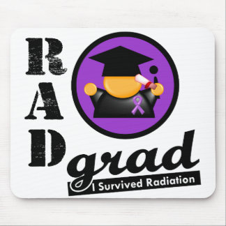 Radiation Grad PANCREATIC CANCER Mouse Pads