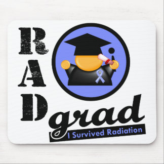 Radiation Grad STOMACH CANCER Mouse Pads