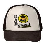 Radiation Grad TESTICULAR CANCER Mesh Hat