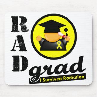 Radiation Grad TESTICULAR CANCER Mouse Mats
