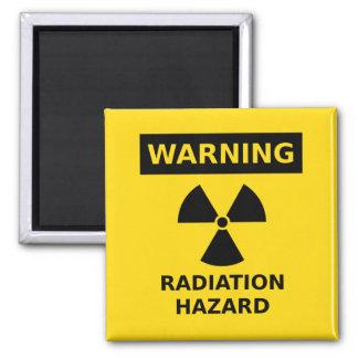 Radiation Hazard Magnet