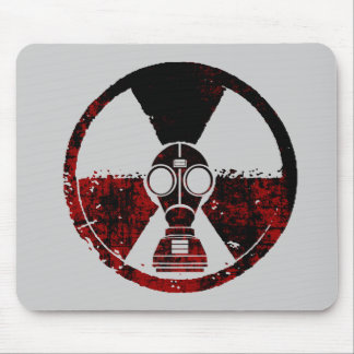 Radiation infected city (High) Mouse Pad