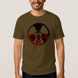Radiation infected city (High) Tshirt