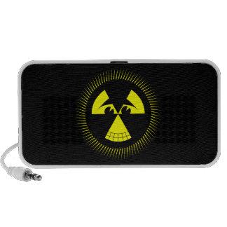 Radiation monster radiation monster travel speakers