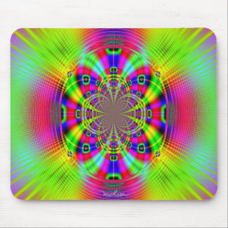Radiation Mouse Pad