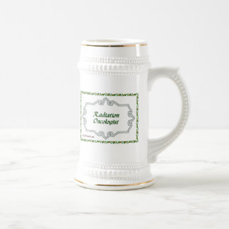 Radiation Oncologist - Classy Beer Stein