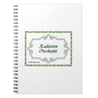 Radiation Oncologist Classy Notebook