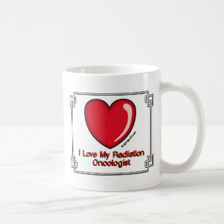 Radiation Oncologist Coffee Mug