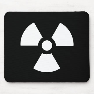 Radiation Pictogram Mousepad