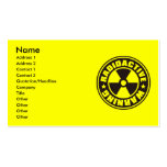 Radiation_S Business Card Template