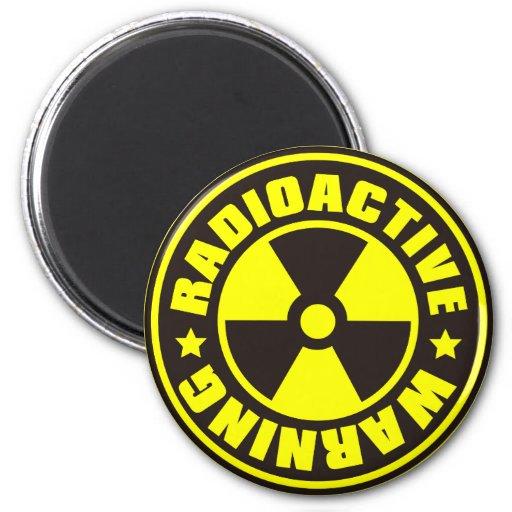 Radiation_S Fridge Magnets