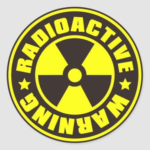Radiation_S Stickers