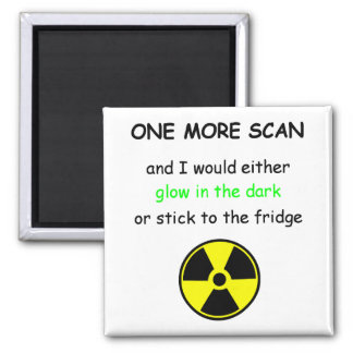 Radiation scan Cancer treatment magnet