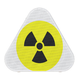 Radiation Sign Pieladium Speaker
