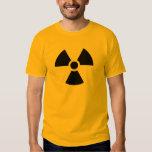 Radiation Sign Tshirt