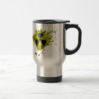 Radiation Splat - Radioactive Waste Travel Mug
