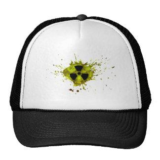 Radiation Splat - Radioactive Waste Trucker Hat