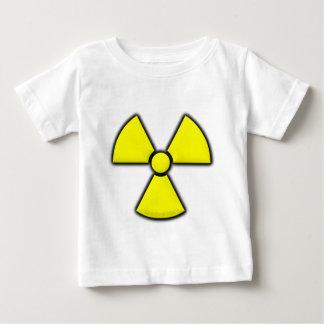 Radiation Symbol Baby T-Shirt