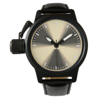 Radiation Symbol Men's Crown Protector Watch