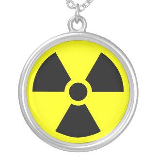 Radiation Trefoil Symbol Jewelry
