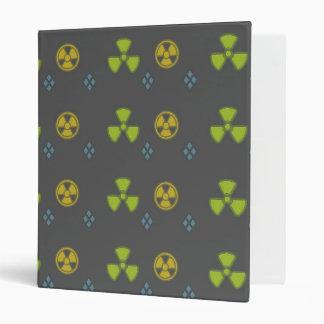 Radiation Warning Binder