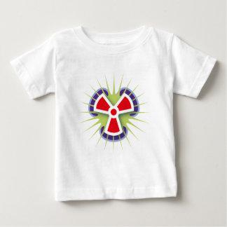 radiation-(White) Baby T-Shirt