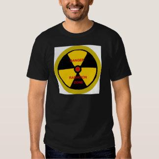 Radiation zone t-shirt
