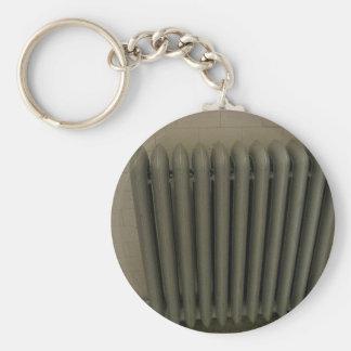 Radiator Basic Round Button Keychain