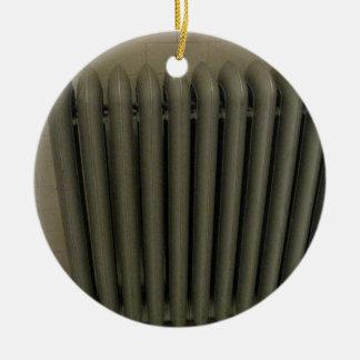 Radiator Ceramic Ornament