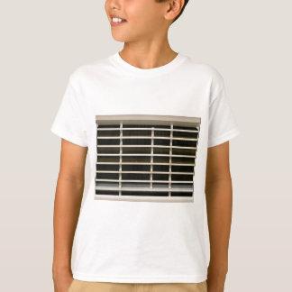 Radiator grid texture T-Shirt