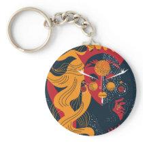 Radical AF Aesthetic Keychain