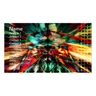Radical Art 46 Business Card