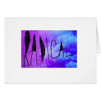 Radical Card