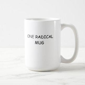 radical! coffee mug