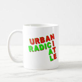 Radical del Urbanite Tazas