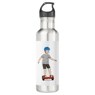 Radical Dude Stainless Steel Water Bottle