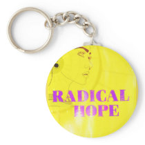 Radical Hope Keychain