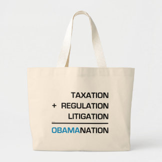 Radical Ideology of A Marxist Large Tote Bag