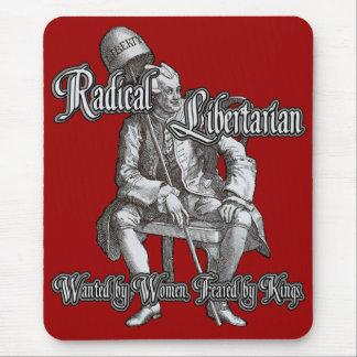 Radical Libertarian Mouse Pad