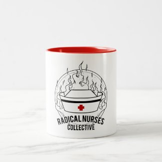 Radical Nurses Collective mug