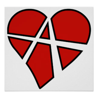 Radical Relations Reckless Heart Anarchy A Love Poster