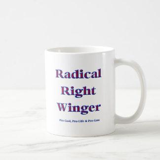 Radical Right Winger Coffee Mug